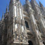 2019 ヨーロッパ放浪記 3日目 イタリア・ミラノ〜ローマ